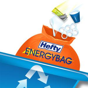 HEFTY ENERGY BAG